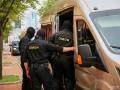 У здания КГБ в Минске задержали журналистов