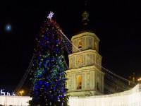 Стало известно, в каком стиле украсят новогоднюю елку в Киеве