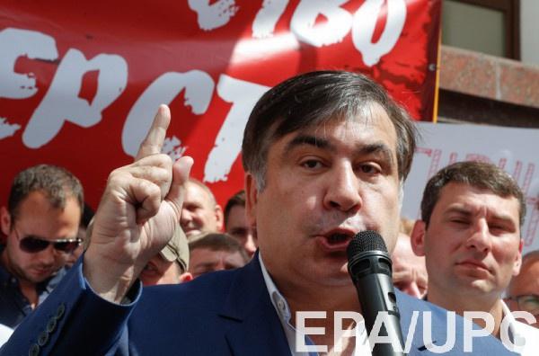 Михаил Саакашвили заявил, что вернется в Украину 10 сентября