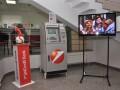 Технологии будущего: В Киеве открылся первый бесконтактный банкомат