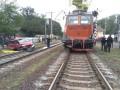 Под Киевом поезд снес автомобиль, есть погибший