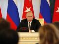 Путин обвинил Украину в