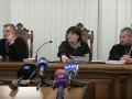 Экс-беркутовцев отпустили из-под ареста
