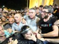 В Грузии после стычек с полицией есть пострадавшие