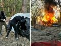 Правозащитники требуют расследовать сожжение цыганского табора в Киеве