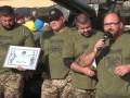 Сдвинули танк Т-72: Четыре бойца бригады