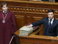 Зеленский объявил о роспуске ВР восьмого созыва