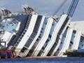 Затонувший лайнер Costa Concordia утилизируют в августе