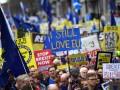 Британцы вышли на массовый марш из-за Brexit