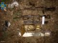 На Донбассе нашли оружие, похищенное в Крыму в 2014 году