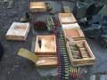 В зоне АТО изъяли крупнейший арсенал тяжелого оружия