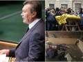 Итоги 22 февраля: письма Януковича, конфета для Порошенко и  погром в