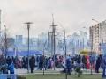 В Минске начали разгонять протестующих