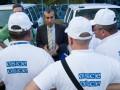 МИД РФ обвинило Киев в препятствовании работе миссии ОБСЕ на Донбассе
