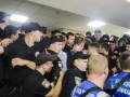 В Киевраду пытались ворваться протестующие против цен на проезд