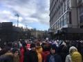 Работники образования вышли на протест под Кабмин