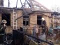 Пожар под Киевом унес жизни двоих детей