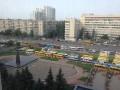 В Киеве протестовали автоперевозчики