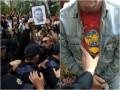 В Одессе дрались из-за Шухевича и задерживали за советскую символику