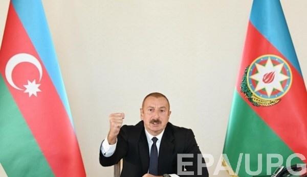 Алиев заявил о восстановлении контроля над азербайджано-иранской границей