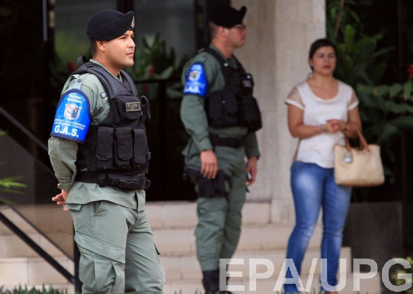 Обыски также пройдут в филиалах Mossack Fonseca