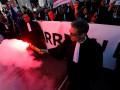 Демонстрации во Франции: полиция в Париже применила слезоточивый газ