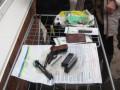 В Кривом Роге женщина продавала на городском рынке оружие и патроны