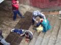 За Путина, за родину! В Харькове жестоко избили людей