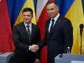 Дуда посетит Украину: Известна программа