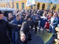 Саакашвили приехал в Одессу на драку своих сторонников и противников