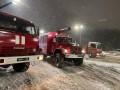 На Волыни школьный автобус застрял в снегу: Привлекали спасателей