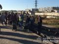 В Сумах местные жители заблокировали поезд
