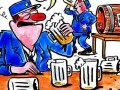 Charlie Hebdo опубликовал новую карикатуру на события в Брюсселе