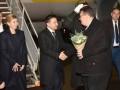 Зеленский начинает визит в Литву