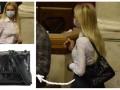 """""""Слуга народа"""" засветила в Раде сумочку за полторы тысячи евро"""