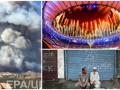 День в фото: Пожар в Калифорнии, закрытие Олимпиады в Рио и комендантский час в Индии
