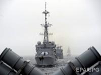 НАТО направил три военных корабля в Черное море