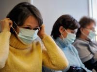 Жертвами гриппа в Украине стал уже 201 человек