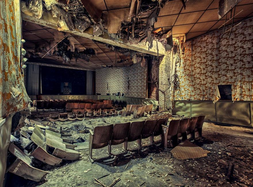 Заброшенные здания Европы. Часть II – Christian Richter