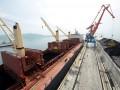 Первое судно с углем из ЮАР прибудет в Украину в средине октября