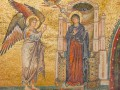 Православные верующие отмечают Благовещение Богородицы