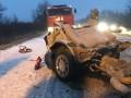 В Крыму в ДТП авто разорвало на части, трое погибших