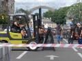 Из-за матча Швеция-Франция сегодня в Киеве будут перекрыты ряд улиц