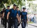 В Киеве охраняют правопорядок 4 тыс. полицейских