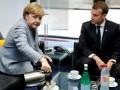 Меркель и Макрон перенесли реформы еврозоны - СМИ