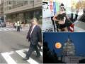 Хорошие новости 28 сентября: кровавая луна, раздевание на заправках и Порошенко-пешеход