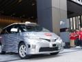 В Токио начались тестовые поездки пассажиров на беспилотном такси