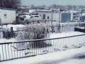 В Казахстане две области засыпало снегом