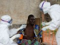В Либерии разгромили центр для больных лихорадкой Эбола