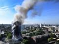 Пожар в Лондоне: число жертв выросло до 12